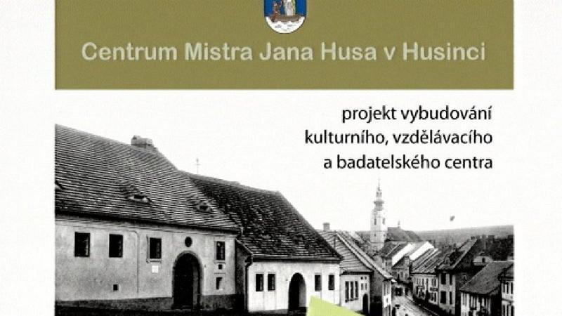 Projekt rekonstrukce Husova památníku