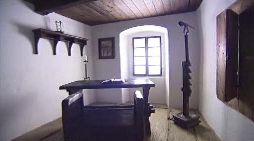 Husův pokoj v rodném domě