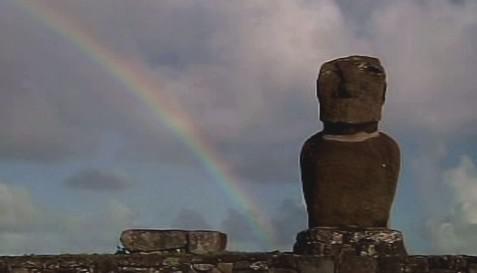 Zatmění Slunce na Velikonočních ostrovech