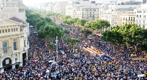 Na demonstraci se sešlo přes milion lidí