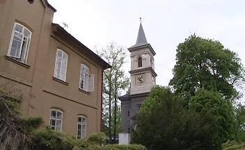 Kostel ve Chvaleticích