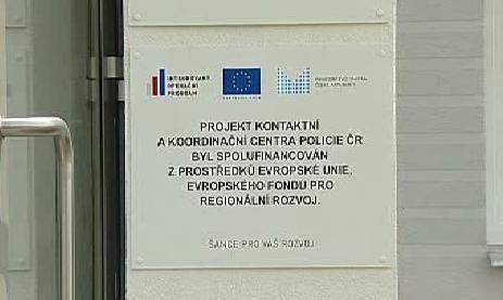 Policie financovaná z EU
