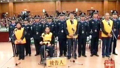Čínský soud v případu melaminu v potravinách