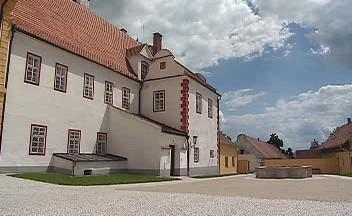 Klášter v Borovanech