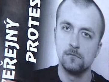 Vlastimil Pechanec na plakátu