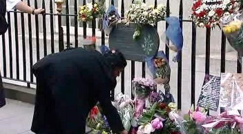 Vzpomínka na londýnské útoky