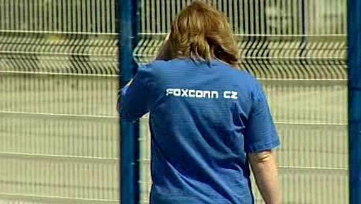 Zaměstnanec Foxconnu