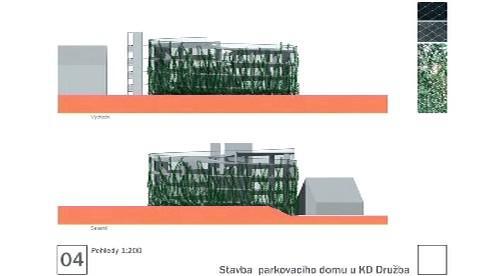 Klatovský parkovací dům
