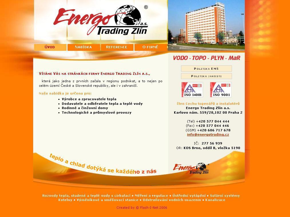Energo Trading Zlín