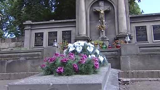 Biskupská hrobka v Litoměřicích