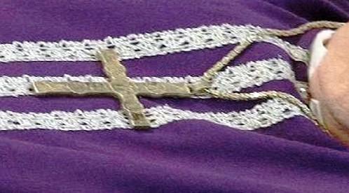 Ukradený kříž