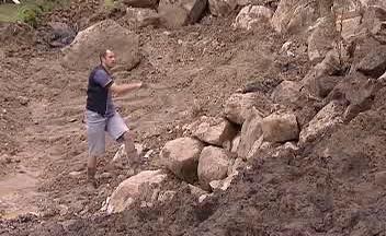 Rekonstrukce rybníka v Orlovicích