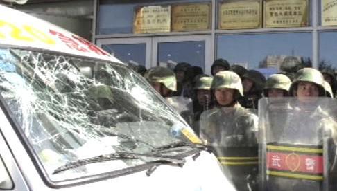 Nepokoje v Sin-ťiangu