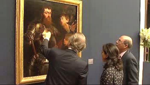 Rubensův obraz \