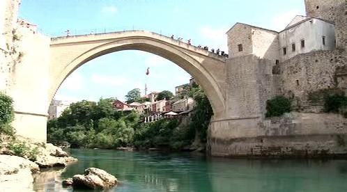 Symbol města Mostar