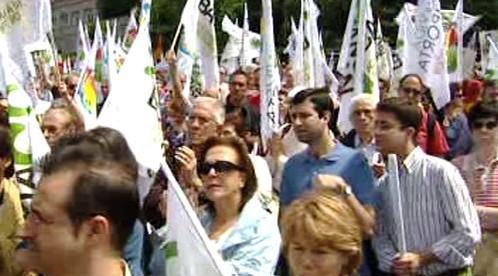 Protest proti potratům