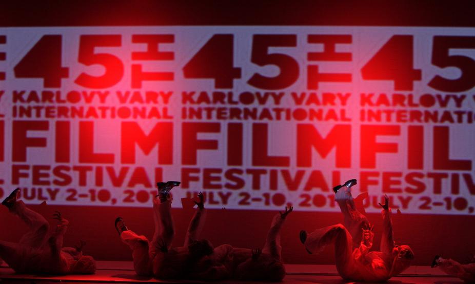 Zahájení 45. MFF KV