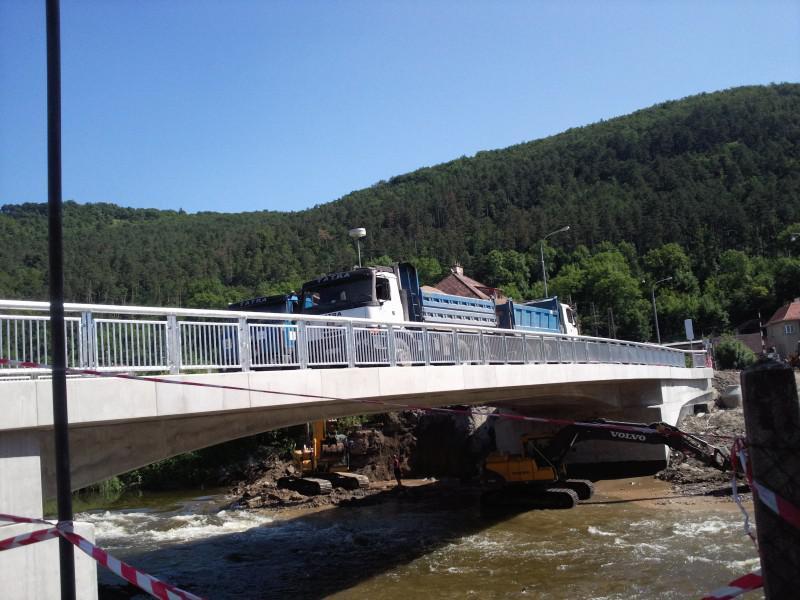 Most v Předklášteří