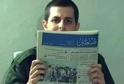 Unesený Gilad Šalit