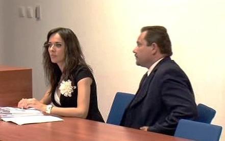 Martin Kuděla u soudu