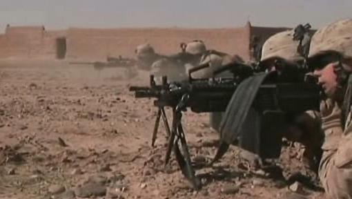 Ofenziva NATO v Afghánistánu