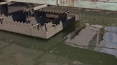 Kontaminovaná voda Transporty Chrudim