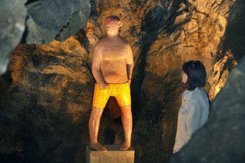 Statua cavatica