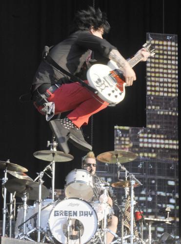 Koncert Green Day