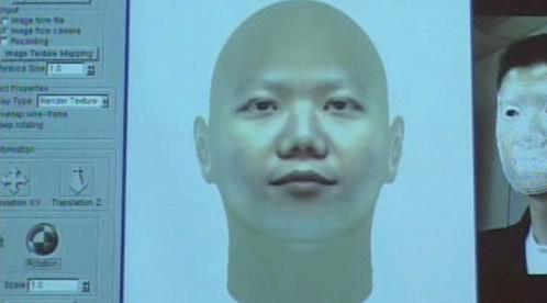 Počítačový program pro 3D portréty