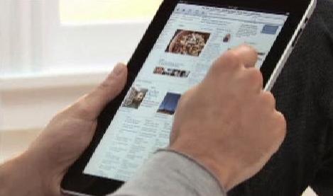 Multifunkční tablet