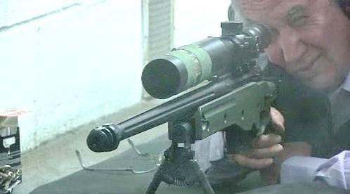 Odstřelovací puška L115A3