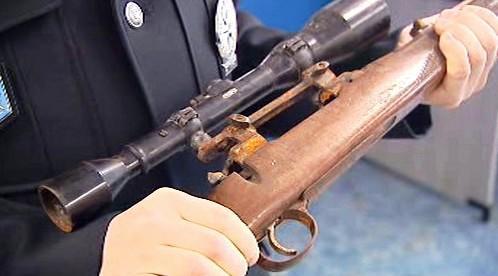 Nalezená zbraň