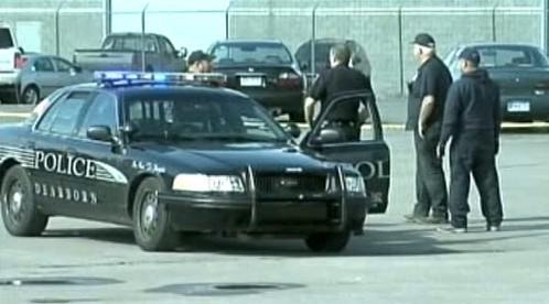 Zásah americké policie