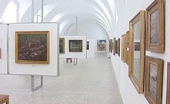 Galerie mederního umění v Roudnici nad Labem