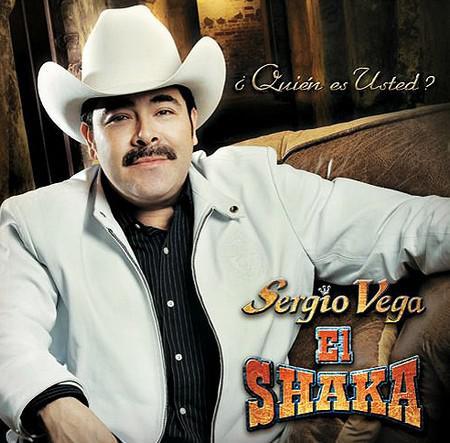 Mexický zpěvák Sergio Vega