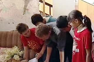 Děti z dětského domova