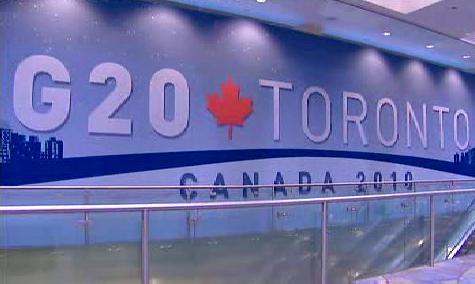 Summit G20 v Torontu