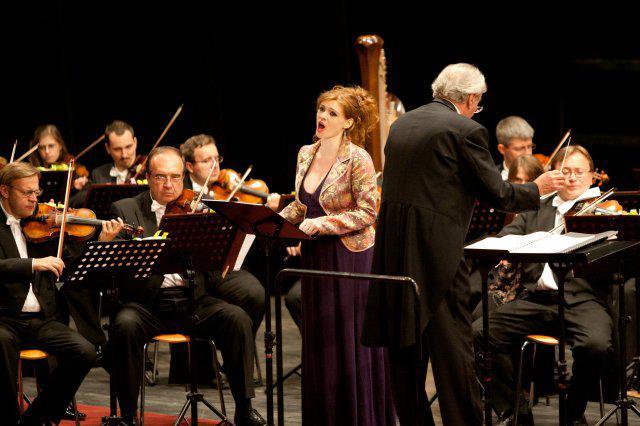 Česká filharmonie na Smetanově Litomyšli