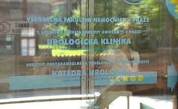 Urologická klinika v Praze