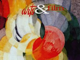 Arts&film / detail plakátu