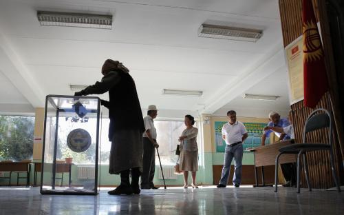 Kyrgyzské referendum
