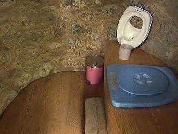 Lesní záchod
