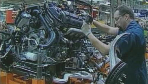 Výroba automobilů Ford