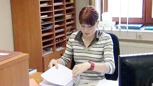 Práce v administrativě