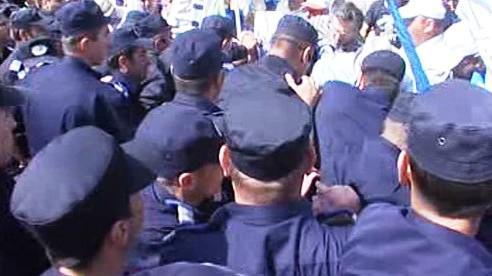 Rumunská policie