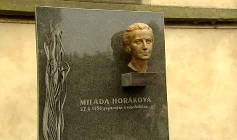 Památník Milady Horákové