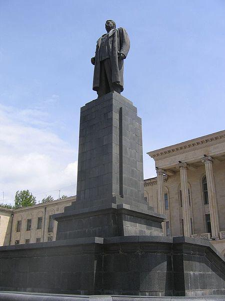 Pomník Stalina