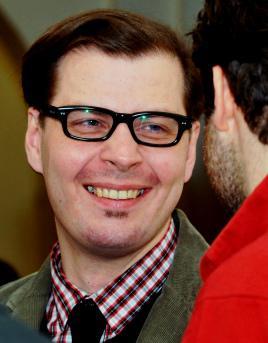 Roman Týc alias David Brudňák, člen Ztohoven