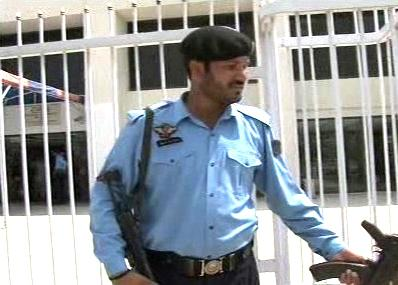 Pákistánská policie