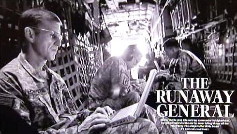 McChrystalův rozhovor pro Rolling Stone